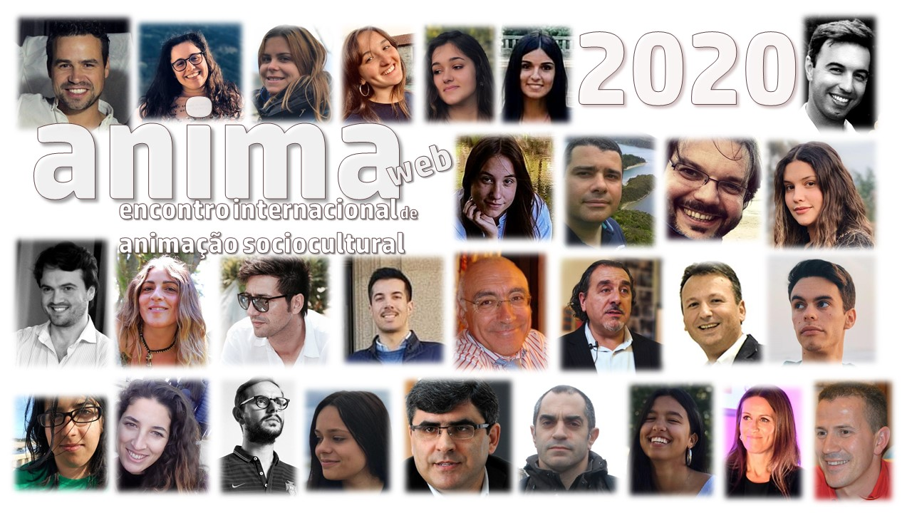Anima Web 2020 e as personalidades convidadas para as Masterclasses