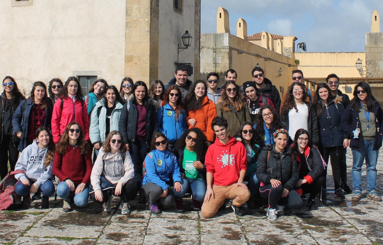Equipa PASEC envolvida no Corpo Europeu de Solidariedade